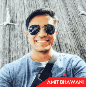 Amit bhawani phoneradar income