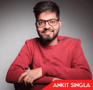 Ankit singla masterblogging income