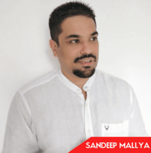 Sandeep mallya 99signals income