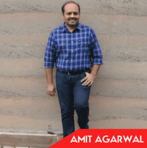 amit agarwal income